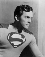 Kirk Alyn Superman