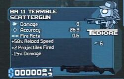 Gun TerribleScattergun