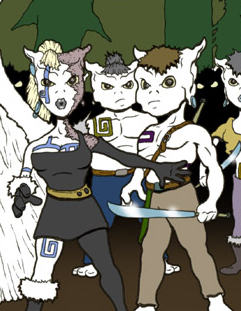 goblins comic shield of wonder
