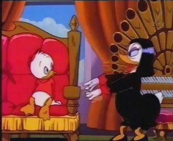 Magica De Spell On Scrooge Bed Nude Ducktits Xpl