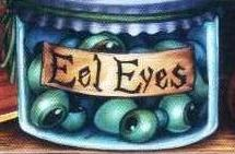 Eel eyes