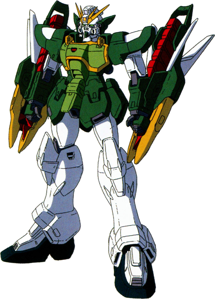 XXXG-01S2 Altron Gundam