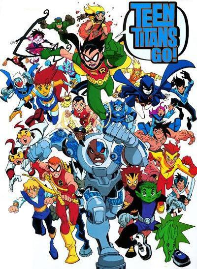 the teen titans wikipedia