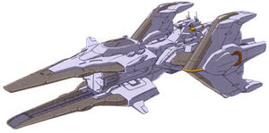Izumo class battleship (Gundam)