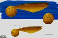 Golden Snitch (Concept Artwork) 2