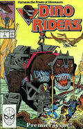 Dino Riders Vol 1 1