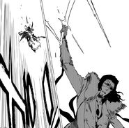 Starrk&#39;s sword