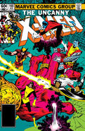 Uncanny X-Men Vol 1 160