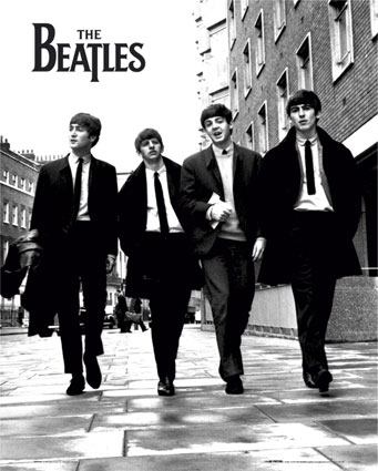 The British Invasion: Early Days of the Beatles