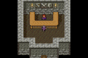 FFIV Fabul Weapon Armor Shop GBA