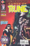 Curse of Rune Vol 1 1