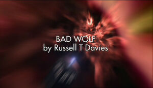 Bad wolf
