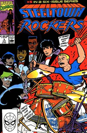 Steeltown Rockers Vol 1 5