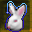 White Rabbit Mask Icon