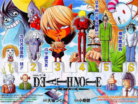 Bobobo Death Note Promo
