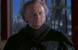 Palpatine at Naboo