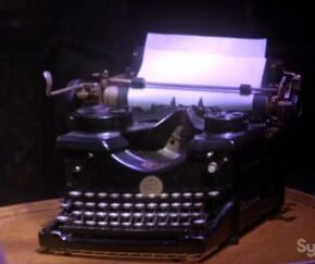 Sylvia Plath&#39;s Typewriter