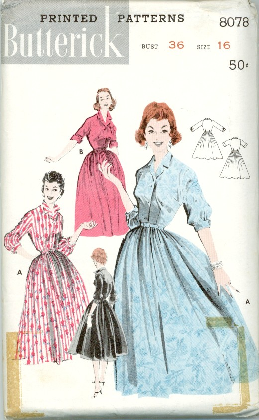 Butterick 8078F