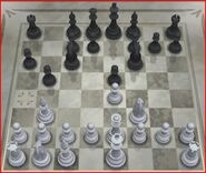 Chess 11 Bb3