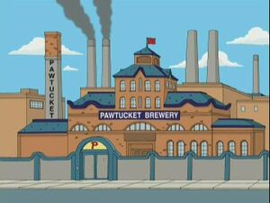Pawtucket Brewery