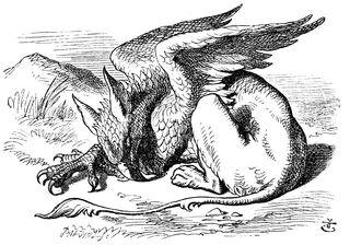 Ficha de Oswald Baskerville 320px-Gryphon_tenniel