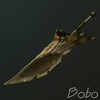 liste des armes de monster hunter tri 100px-BlosGS