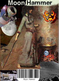 Moon hammer cover