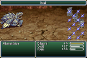 FFIV Heal GBA