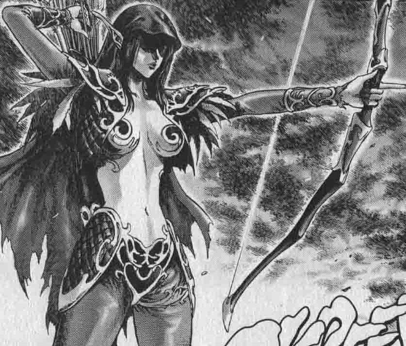 Scan Manga Warcraft