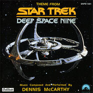 Cover Single DS9