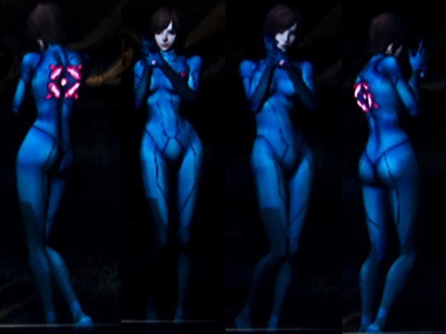 Zero Suit Samus Alt Costume