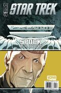 Spock Reflections issue 4 cover