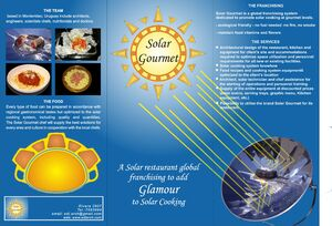 Solar Gourmet1