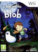 A Boy and His Blob (2009 video game)