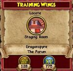 Q DS Training Wings 1