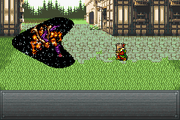 FFVI Kefka absorbs Esper