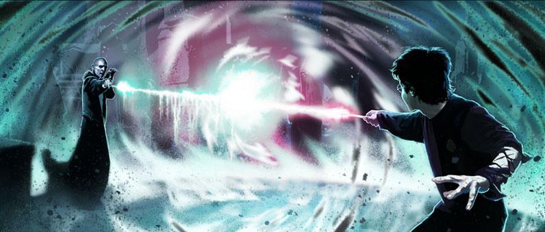 image dumbledore dueling - photo #22