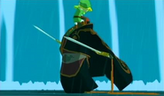 Ganondorf's Defeat (The Wind Waker)