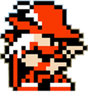 Red Mage Mime