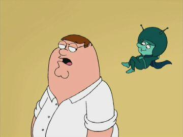 little green alien from flintstones characters gazoo