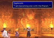 FFVII Sephiroth Temple of Ancients