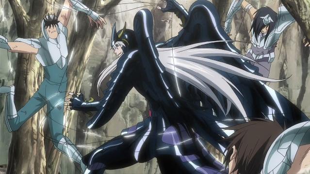 Griffon vs Lince - Uma batalha mortal CosmicMarionettionLCAnime
