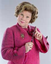 Dolores Umbridge (Promo still from HP5 movie) 10-15-2009