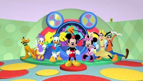 La casa de Mickey Mouse - Doblaje Wiki