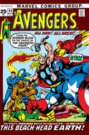 Avengers Vol 1 93