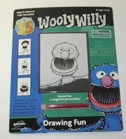 Woolywilly-grover