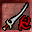 Red Rune Silveran Greatsword Icon