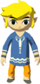 Link Second Quest (The Wind Waker)