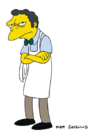 1 Moe Szyslak