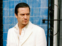 Mike Patton blue